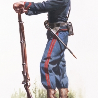 Civil War, 34th Ohio Volunteers, Piat Zouaves