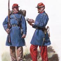 55th New York Volunteers, The Lafayette Guard 1861