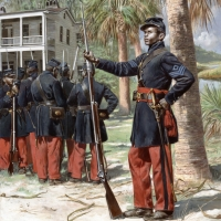 1st Regiment South Carolina Volunteer Infantry U.S. (colored)
