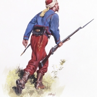 5th NewYork Veteran Volunteer Zouaves1864